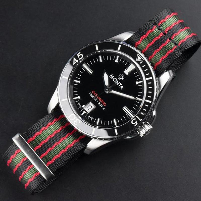 Nylon Watch Straps
